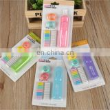 Colorful electric pencil eraser Automatic electronic erasers DIY drawing erasers