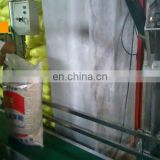 Automatic food grain packing machine for packing salt sugar fertilizer