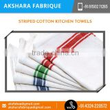 Biggest Manufacturer and Exporter of Striped Cotton Kitchen Towels