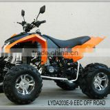 250CC Sport Quad bike off road with EEC