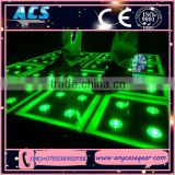 ACS DMX-512 31CH beam angle 120degree slim body Led flower Dance floor