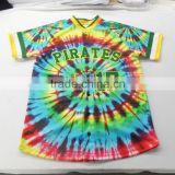 Newest design dri-fit baseball jerseys wholesale