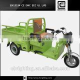 BRI-R04 Wholesale Motor power 650-1500W electric cargo tricycle/commercial tricycles for cargo/low