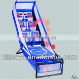 Shooting Hoops arcade basketball game machine