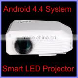 RAM 2GB ROM 8GB Android 4.4 APK File Support LED Mobile Phone Projector Android