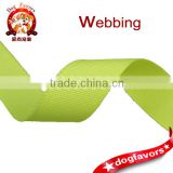 Waterproof Polyester Webbing, Clothing accessories