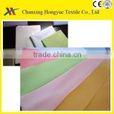 Dye fabric 100%polyester woven fabric for making bedsheets from china fabric market wholesale