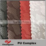 west african pu leather material for luggage/shoes/sofa                                                                         Quality Choice