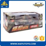 diecast model car metal car light and sound pull back tank