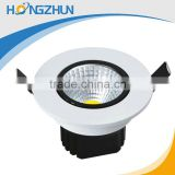 Dimmable Recessed 15w cob led ceiling light                                                                         Quality Choice