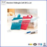 Chinese factory price supply unique pu leather luggage tag souvenir custom made design OEM service