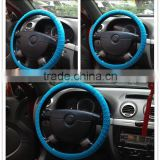 Colorful Auto Car Non-slip Silicone Interior Steering Wheel Cover