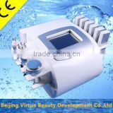 100J Multifunction Vacuum Cavitation Cavi Lipo Machine RF Lipolaser Body Slimming Machine