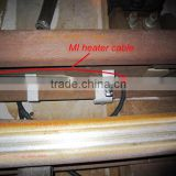 Railway Switch Snow Melting MI Heater Cable