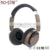 Fashion oem and wired design high quality super sound wholesale silent disco headphone with mic