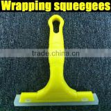 Water Squeegee Window Cleaning Rubber Blade