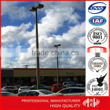 20M Well Workmanship High Mast Lamp Pole with Powder Coated