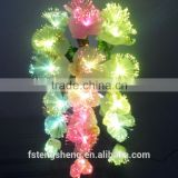 Made in china led light up orchid artificial led flowers wedding decoration                                                                                                         Supplier's Choice