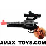 sgun-0223377 laser light toy Emulational infrared laser gun with sound and light