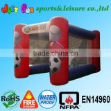 funny inflatable sports game,sports challenge,football game