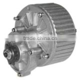 Gearmotor, dc brush motor,bicycle motor , 250w motor with gear