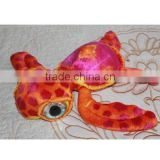 New design plush animals colorful sea turtle                                                                         Quality Choice