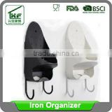 Hotel accessories hotel iron holder and ironing board organizer