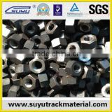 Railway spare parts/Railway wholesale accessories/Railway supplier/Alibaba customized nuts