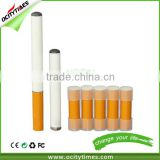 China supplier no leaking e-cigarette cartomizer Fist-class quality 808d disposable e-cig