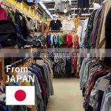 Casual second hand clothes shoes and bags by Japanese companies