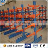 galvanized alibaba best sell long goods storage arm rack ,Warehouse heavy duty Cantilever racking system CE &ISO certificated