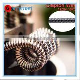 2016 hottest Juggernaut coil Clapton Wire prebuilt coil 6pcs in one tube in stock 5 tubes/box