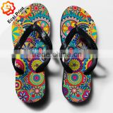 2016 best printing man sandal slipper with pictures                                                                         Quality Choice