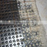 corrugated drainage sheets plastic drainage sheet basement waterproofing sheet basement drainage waterproofing sheet