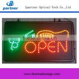China Wholesale Hair Salon LED Open Sign