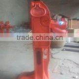 10T/15T rack type track jack,mechanical track jacks,small lifting jacks