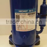 230V Cabinet air-conditioner compressor Hitachi Highly compressor BSD122DT with favorable price