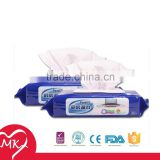 High absorbency not reusable nonwoven fabric good quality meltblown wipes