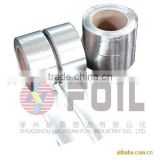 no mount adhesive foil tape Aluminium Foil And Polyester Film Laminated Tape
