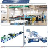 Extruded polystyrene building insulation Board XPS fireproof product mould