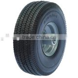 "$30000 Trade Assurance 4.10/3.50-4 pu wheels 10"" tire for hand trolley scooter and kid toy wheelbarrow tyre 480/400-8"