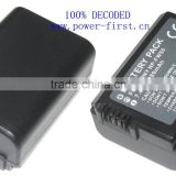 Digital camcorder BATTERY FOR SON W50 DECODED 7.2V 1080mAh