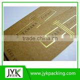 Gold Foil Printing Business Cards