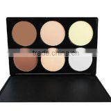 Best Pro Waterproof 6 Color MakeupConcealer Palette, Make up Palette Contour Face Power Concealer