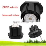 high bay led lamp with CREE & Meanwell chip on board 100W