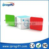 Wholesale Cheap promotional gift magic cube wireless bluetooth speaker
