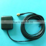 Antenna Manufacturer SMA Female Connector Magnetic Mount RG174 3M cable 1575.42 MHz 5dBi tracking gps antenna module