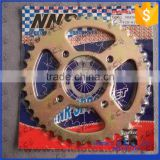 SCL-2013090279 chain sprocket max100 motorcycle rear sprocket