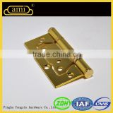 Steel Marterial Wooden Fence Door Flush Hinge for Garden Door