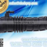 Large diameter heat resistant hose rubber pipe for coal mine